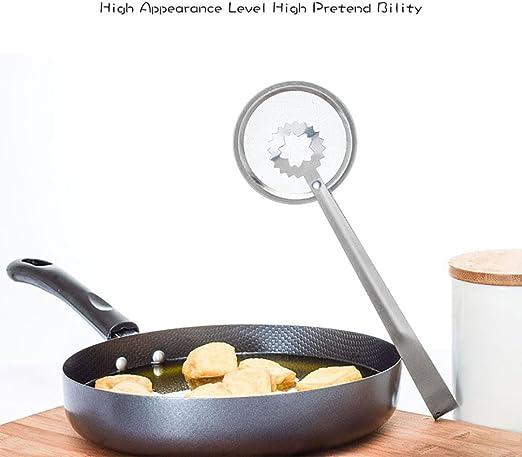 Compra Cuchara de Filtro Multifuncional con Clip Food Ensalada de freír en Aceite de Cocina Filtro de Barbacoa Xinantime (B) en Amazon.es