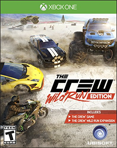 - The Crew Wild Run Edition - Xbox One