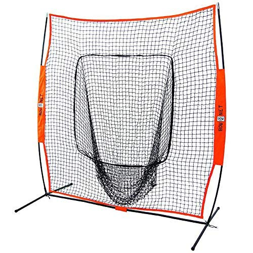 Bownet Big Mouth Pro Series Portable Hitting Net
