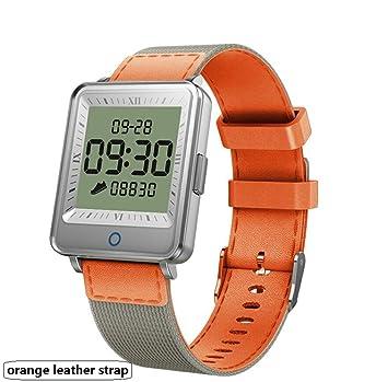 ZLOPV Pulsera Smart Watch IP67 Impermeable Monitor de Ritmo ...