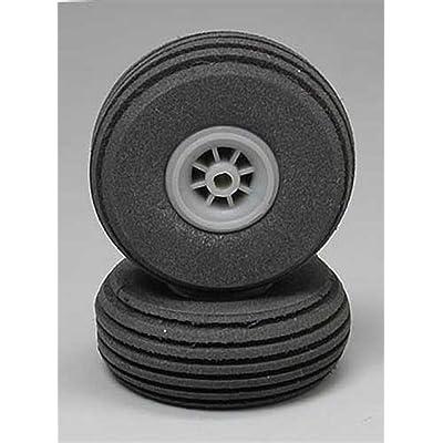 "Du-Bro 200SL 2"" Super Lite Wheel (2-Pack): Toys & Games"