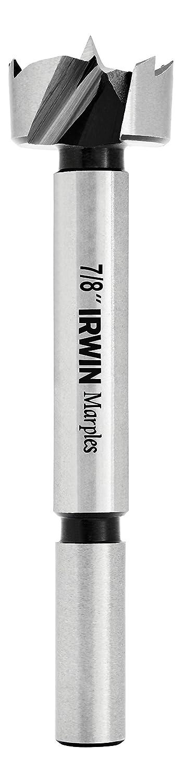 Irwin Tools 1966899 Irwin Marples Wood Drilling Forstner Bit 7//8,