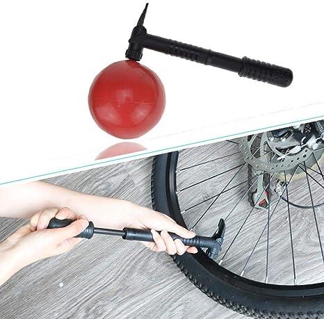 SinceY Bomba de Pedal Bicicleta – Bicicleta Bomba de Mano para ...