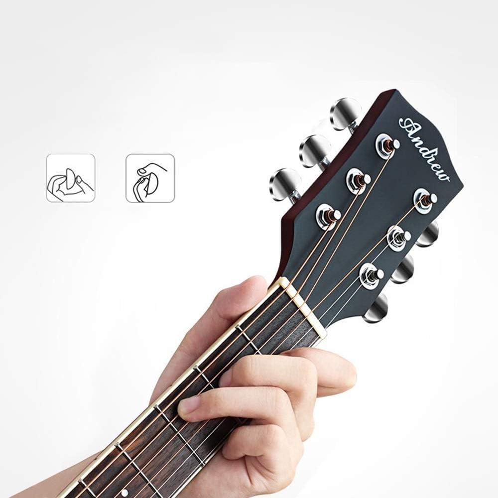 Loivrn Choice Products Guitarra acústica clásica de 41 pulgadas ...