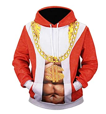 fab1dee08e6 unbrand Fresh Prince Bel-Air Christmas 3D Print Sweatshirt Hoodies ...