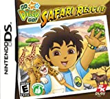 Go Diego Go: Safari Rescue - Nintendo DS by 2K Games