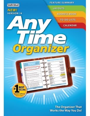 AnyTime Organizer Standard 14 Download