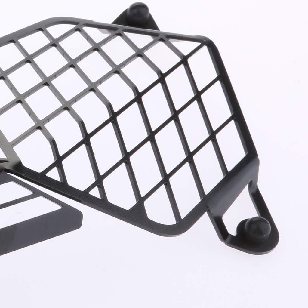 Homyl Grille de Phare de Moto Calandre Protection Accesoire Motocyclette