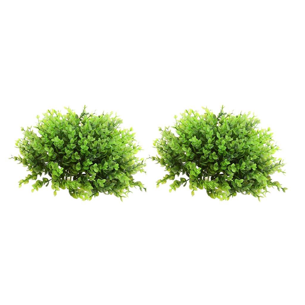 Violet petsola Boule De Plante Artificielle Artificielle Int/érieure//Ext/érieure De D/écor De Mariage De Plante Topiaire Artificielle 12cm