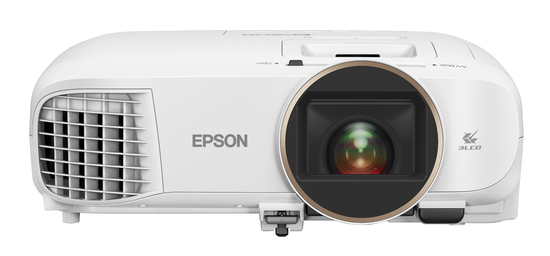 Epson Home Cinema 2150, Wireless, Full HD, 1080p, 2,500 lumens color brightness (color light output), 2,500 lumens white brightness (white light output), 2x HDMI (1 MHL), Miracast, 3LCD projector by Epson (Image #2)