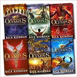 HEROES OF OLYMPUS SERIES EBOOK DOWNLOAD