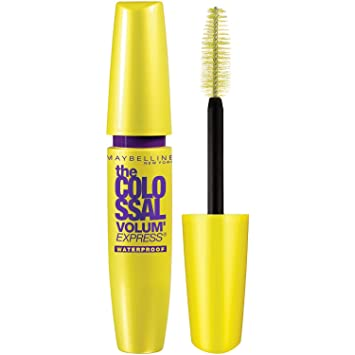 99c0a278d0c Maybelline New York The Colossal Volum' Express Waterproof Mascara - #241  Classic Black (
