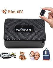 BINDEN Rastreador GPS TK913 con Imán y Micrófono, Ideal para Vehículo, Moto o Personas, Batería por hasta 25 Días, Resistente al Agua IP65, Diferentes Alarmas y Geocerca