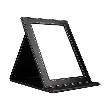Amazoncom Ducare Portable Folding Vanity Mirror With Stand Large