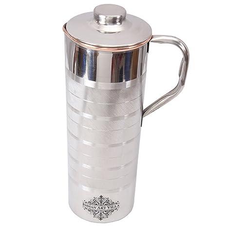 f002d995b07 Indian Art Villa Maintenance Free Design Steel Copper Fridge Bottle ...