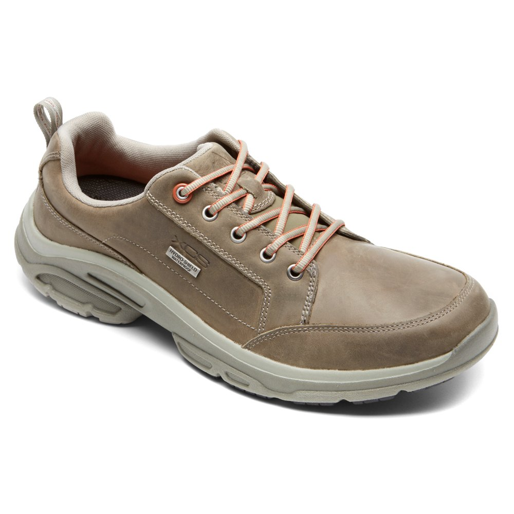 Amazon.com | Rockport Men's Weather Adventure Waterproof Blucher Oxford |  Shoes