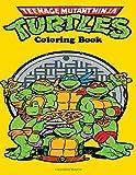 Teenage Mutant Ninja Turtles Coloring Book: Coloring Book - Best Reviews Guide