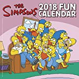 2018 The Simpsons Mini Calendar (Day Dream)
