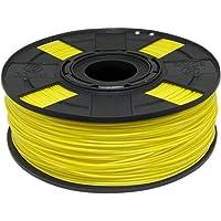 Filamento PLA Basic para Impressora 3D 1,0kg 1,75mm (Amarelo)