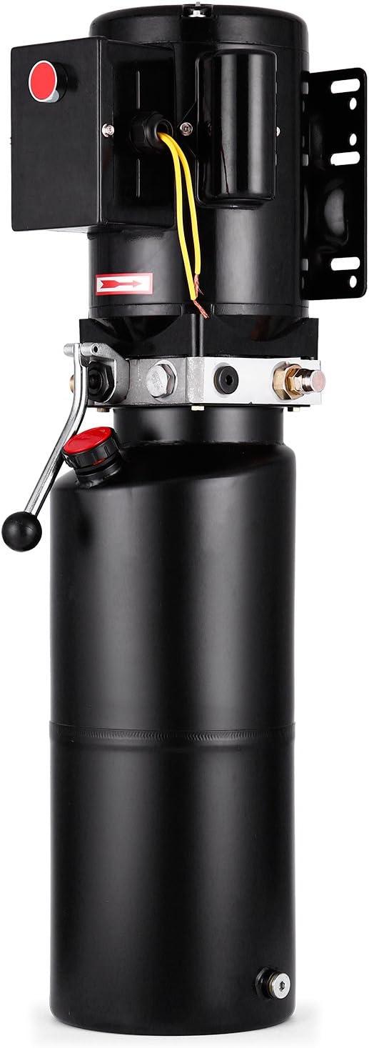 VEVOR Hydraulic Power Unit Auto Car Lift 3HP Hydraulic Pump Power Unit 220V 60HZ Car Lift Hydraulic Pumps Single Phase