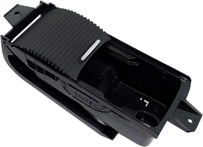 Portavasos Titular de Acu/ñar para Interior del coche Consola central delantera Qiilu Soporte para vasos coche