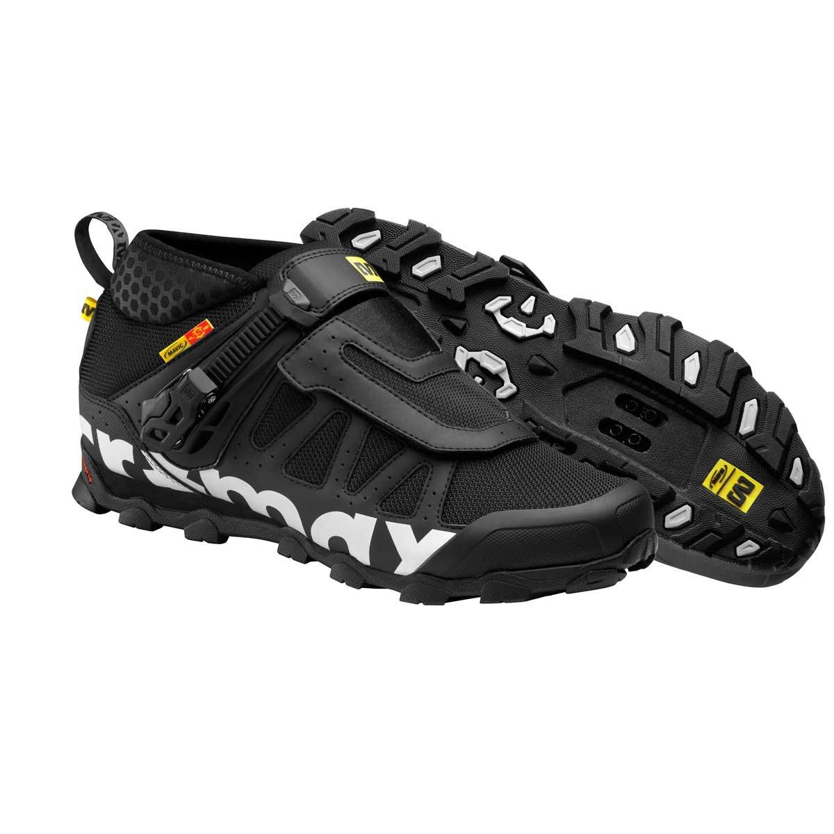 Zapatillas MTB Mavic Crossmax negro para hombre Talla 43 1/3 2015: Amazon.es: Deportes y aire libre
