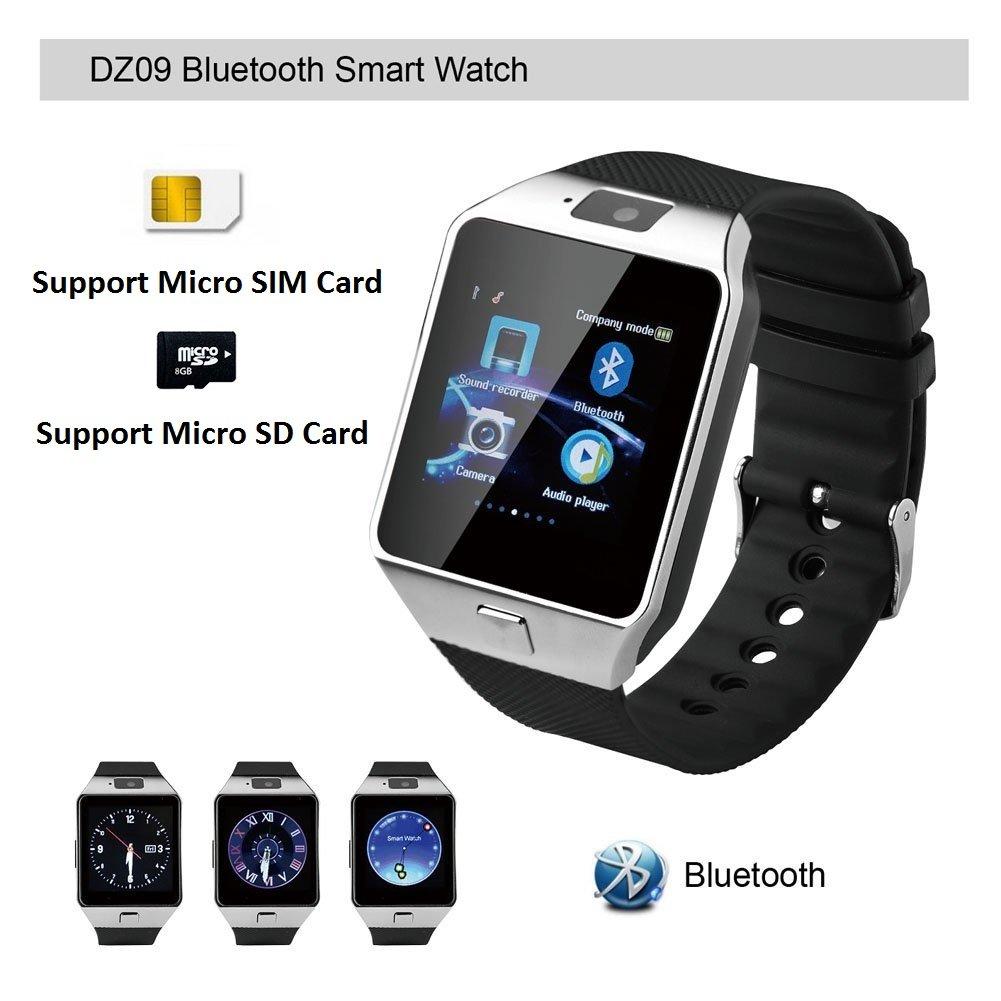 DZ09 Bluetooth inteligente reloj teléfono - wjpilis nueva pantalla ...