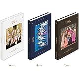 トゥワイス - Feel Special [A+B+C ver. SET] (8th Mini Album) 3CD+88ページフォトブック3冊+リリックスペーパー3枚+フォトカード15枚+ゴールドフォトカード3枚+予約特典3セット+3Folded Poster [KPOP MARKET特典: 追加特典両面フォトカードセット] [韓国盤]