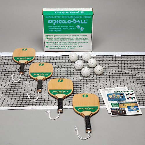 Pickle-Ball Master Set w/out Standards - (USA) by Pickle-Ball