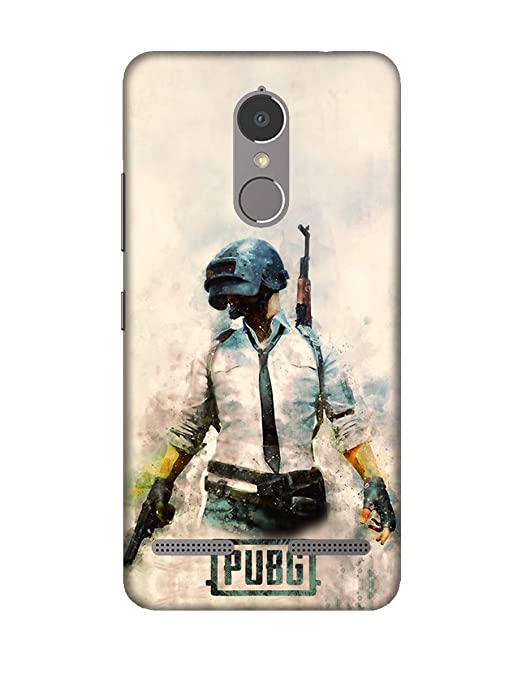Mybestow Mobile Cover for Lenovo K6 Power (PUBG): Buy