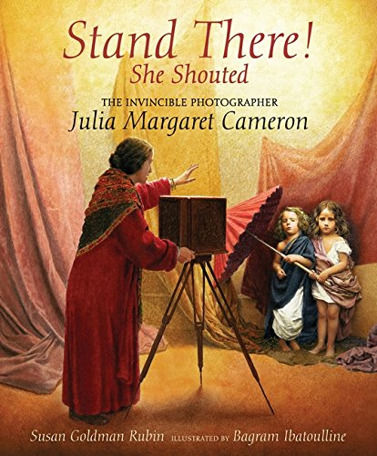 Stand There! She Shouted: The Invincible Photographer Julia Margaret Cameron by Candlewick (Image #1)