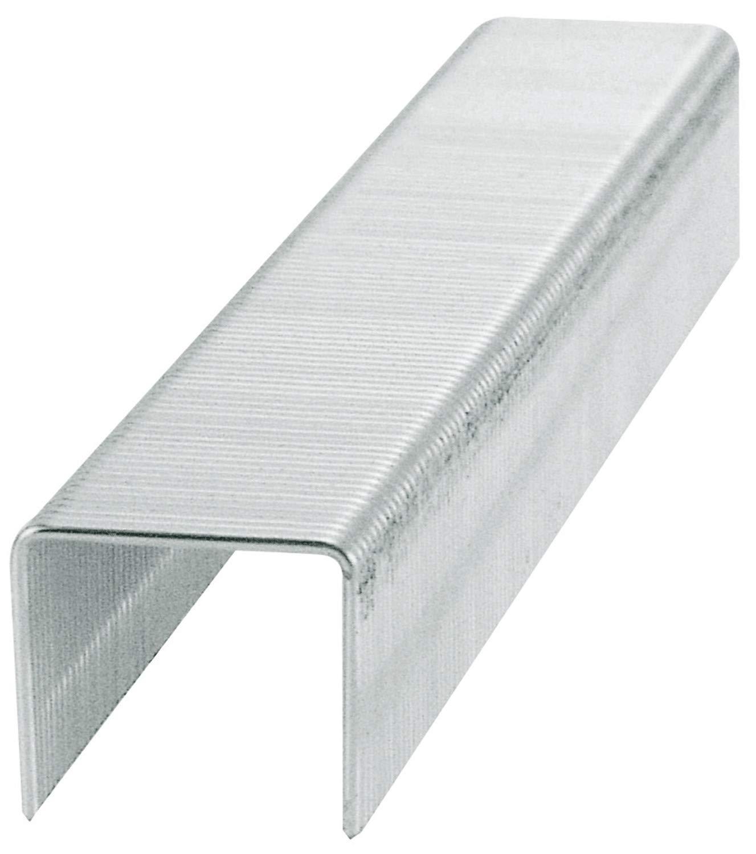 Breite 11.50 mm 8 mm 1500 Stk. SB HM Klammern Stahl geh.