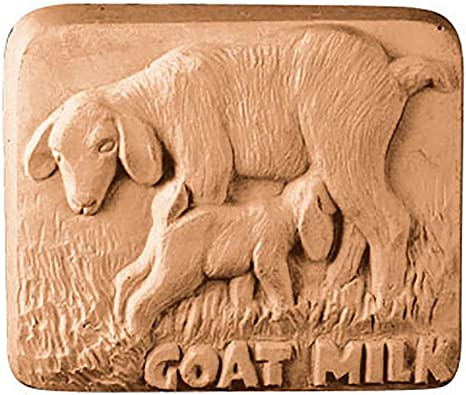 Milky Way Goat Milk Soap Mold Tray Not Silicone MW 21 Cold Process Melt and Pour Clear PVC