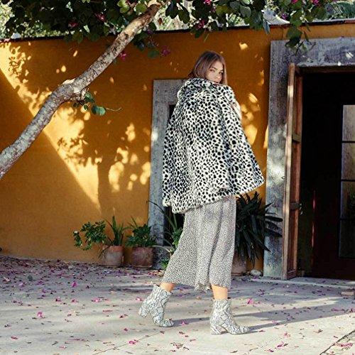Billabong Cheetah - Billabong Women's Wild One Jacket Cheetah Medium