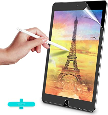 "3Pcs for Apple iPad 9.7/"" 6th Gen Flowing PET Film Screen Protector HD Clear"