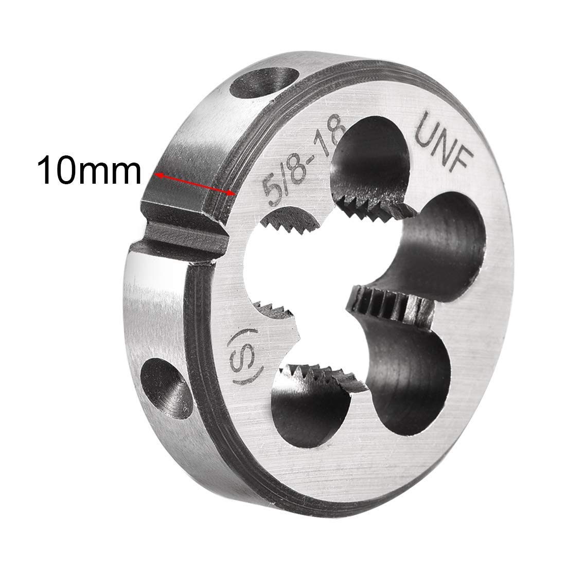 5//8-18 UNF Tap /& 5//8-18 UNF Die Right Hand HSS High Quality New 5//8-18