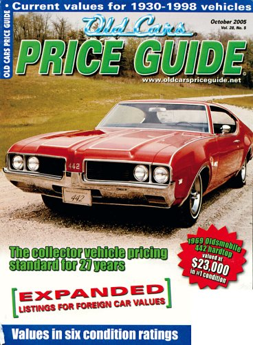 Old Cars Price Guide Print Kindle Amazon Com Magazines