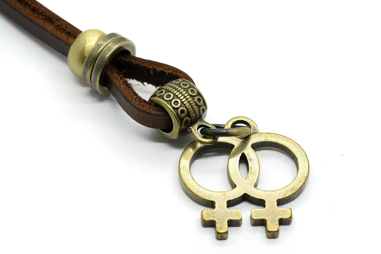 Buy Brownbeans Retro Gay Women Lesbian Lgbt Pride Leather