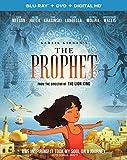 Kahlil Gibran's The Prophet [Blu-ray + DVD + Digital HD]