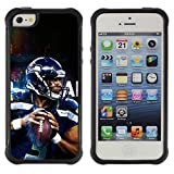 Jordan Colourful Shop@ 3 Seahawk Player Rugged hybrid Protection Impact Case Cover For iphone 5S CASE Cover ,iphone 5 5S case,iphone5S plus cover ,Cases for iphone 5 5S