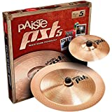Paiste PST5 FX Cymbal Package