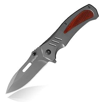 Nikatto ナイフ フォールディングナイフ