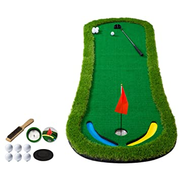 LEI ZE JUN UK- Golf en el Interior y al Aire Libre Putting ...