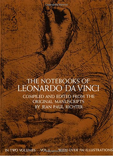 The Notebooks of Leonardo Da Vinci (Volume ()