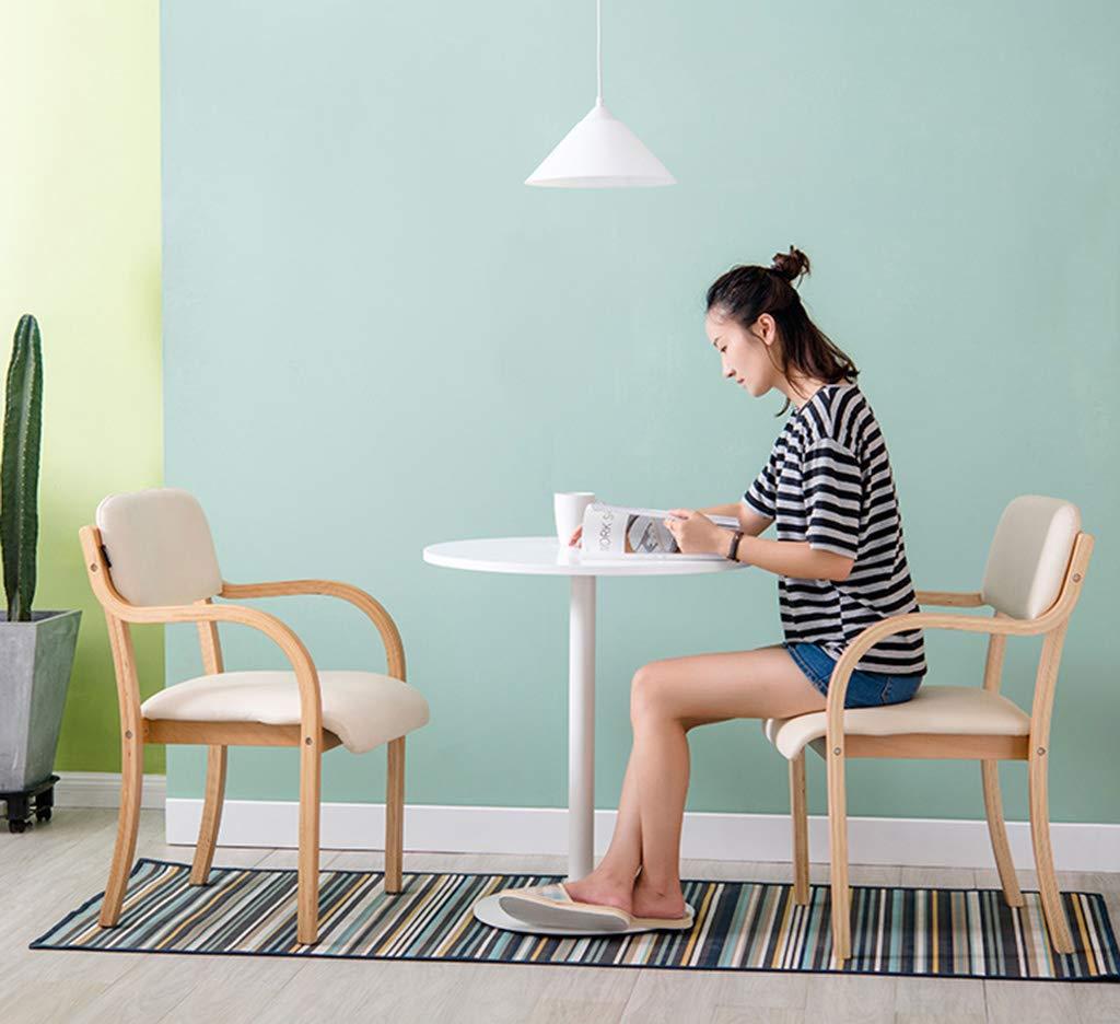 Annp Massivholz Esszimmerstuhl, individuelle Studie Stuhl Stuhl Stuhl Büro Haushalts Schreibtisch Sessel Computer Stuhl Schlafzimmer Konferenzraum Sessel 53  58  83 cm e67c5b