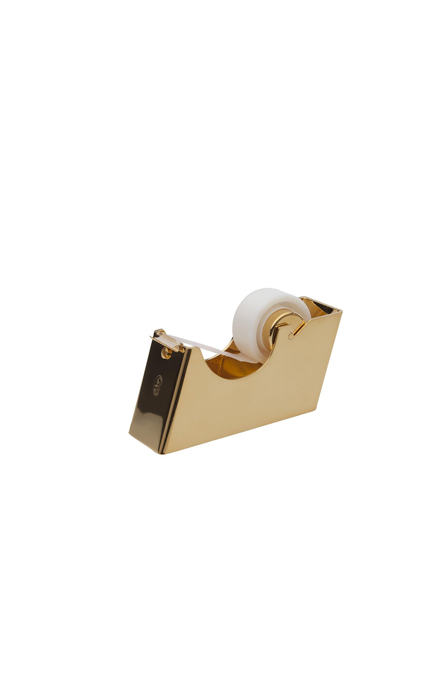 El Casco 23kt Gold Plated Tape Dispenser M-800L
