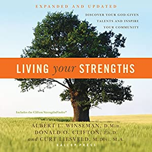 Living Your Strengths Audiobook