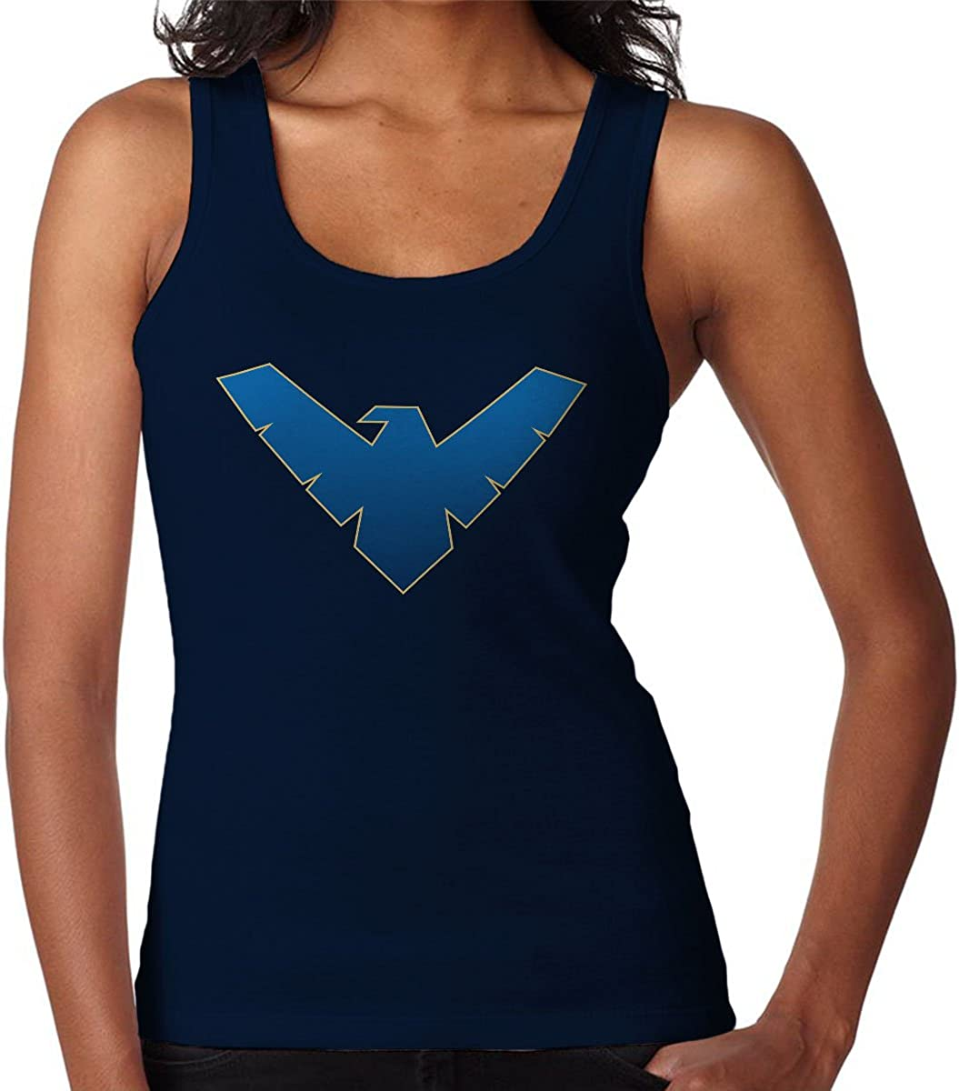 Nightwing Logo Womens Vest