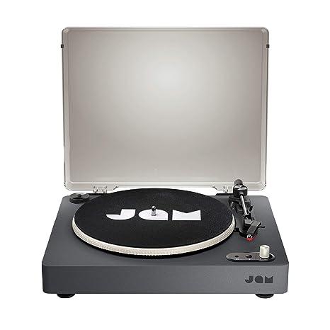 Jam Tocadiscos Bluetooth, Transmisión de 3 Correas para un ...