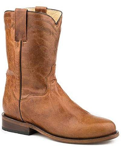 af9a3eba579 Amazon.com | ROPER Men's Ozzie Western Boot Round Toe | Western